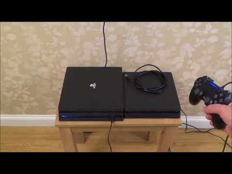 How to Transfer Data from a PlayStation 4 to a PS4 PRO