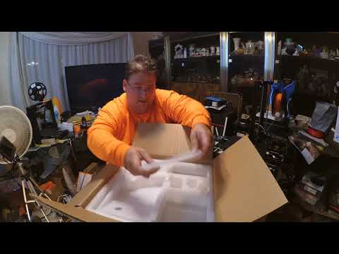 Today's 3D Print   Ender 2 Unboxing & Assembly