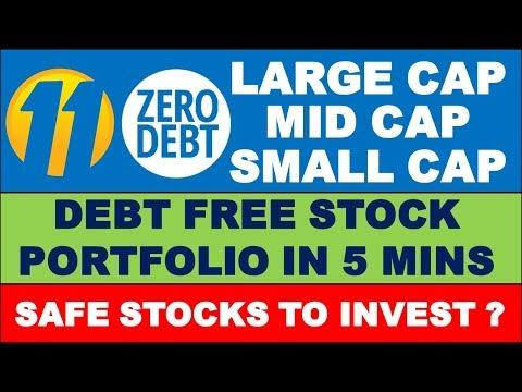 Debt Free stocks in Indian stock market   Multibagger stocks