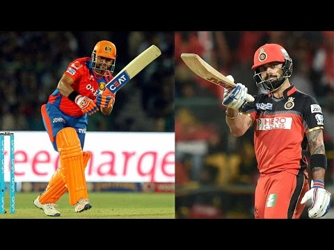 Royal Challengers Bangalore Vs Gujarat Lions at Chinnaswamy Stadium:Preview |वनइंडिया हिन्दी