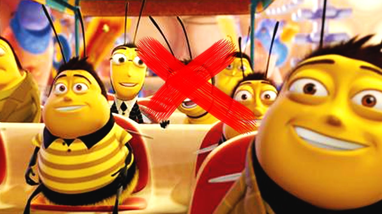 The Bee Movie But Without