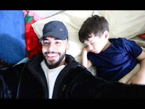 Surprising Baby In His Sleep!