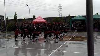 Lomba Paskibra SMAN 8 Surabaya Di STIE Perbanas 2017 (PASSION)