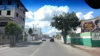Santo Antonio de Jesus tour 01/06/14