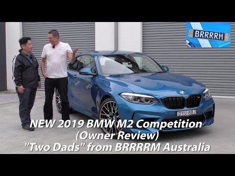 NEW 2019 BMW M2 Competition (Australian Owner Review) | BRRRRM Australia
