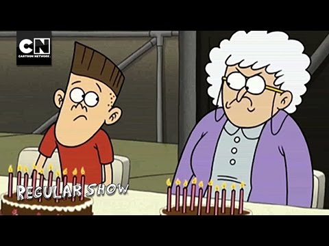 Crazy Birthday Songs I Regular Show I Cartoon Network