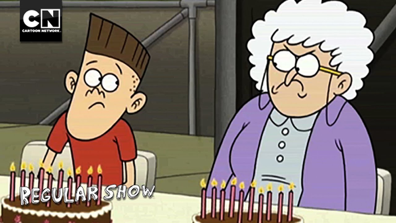 Crazy Birthday Songs I Regular Show I Cartoon Network Youtube