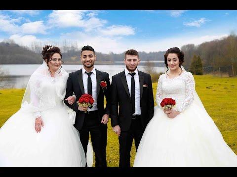 Zeki & Adul / Demhat & Güle / Kurdisch Wedding / Music: Ali Cemil part 1 by Evin Video