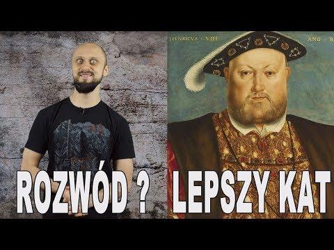 Rozwód? Lepszy kat! - Henryk VIII. Historia Bez Cenzury