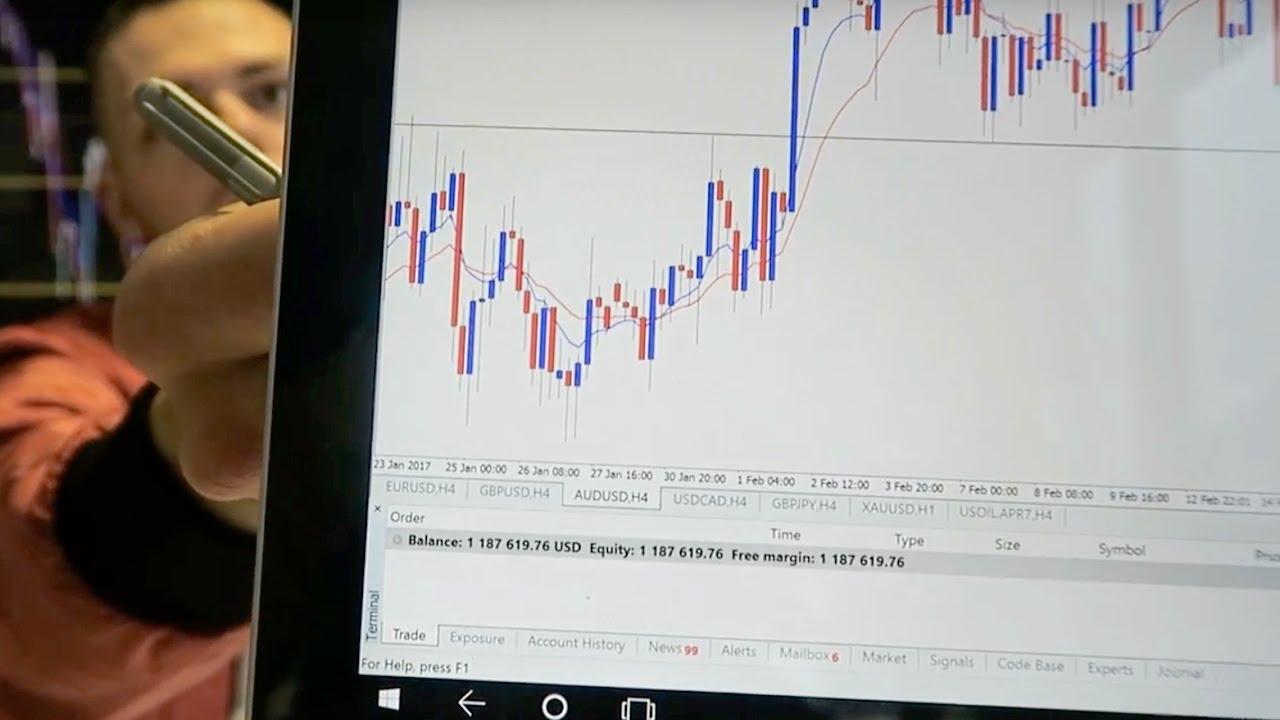 Forex trading telegram groups