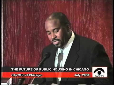 Terry Peterson, CEO, Chicago Housing Authority