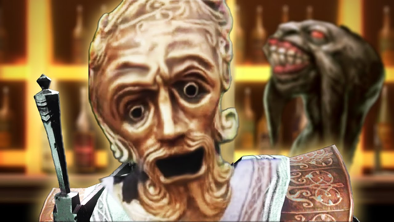 Giantdad is fooled (Baka Mitai)