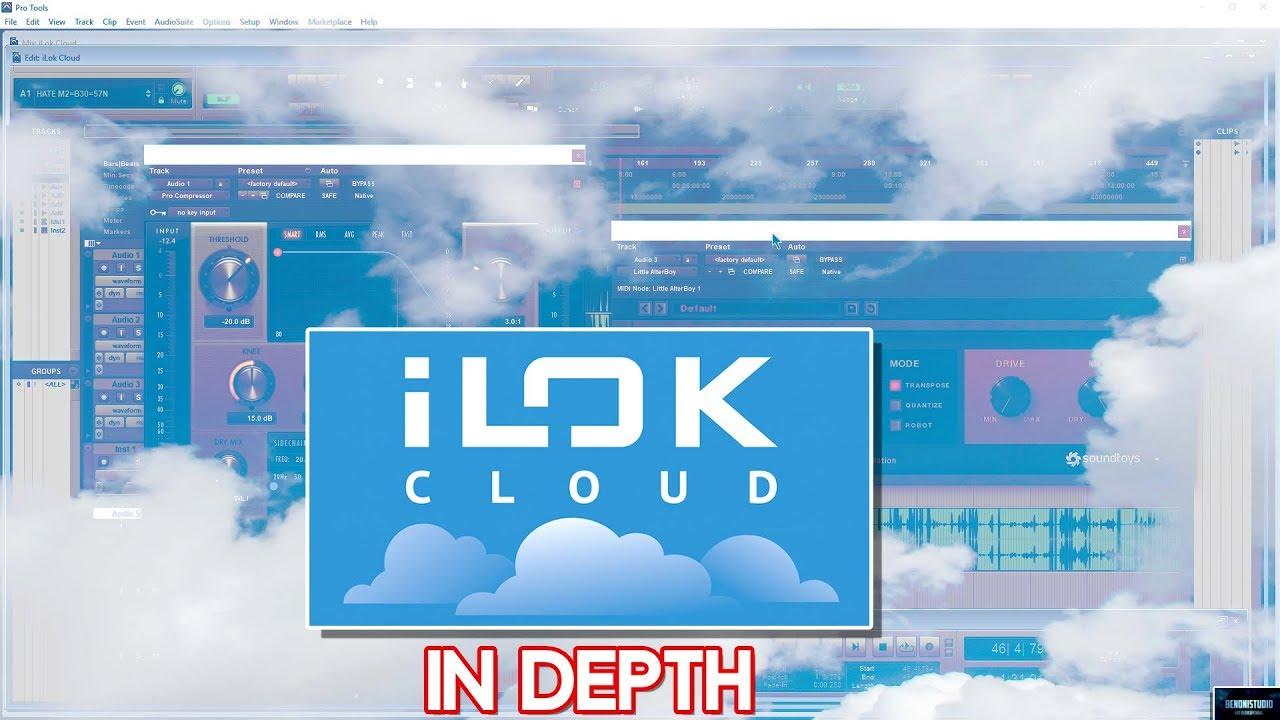 iLOK CLOUD | IN DEPTH