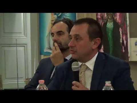 Ettore Rosato: I risultati, il futuro - Milano 02.10.2017