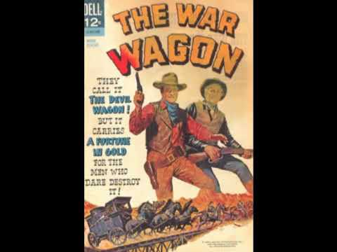 The War Wagon Burt Kennedy 1967    Theme Song by Ed Ames Mp3