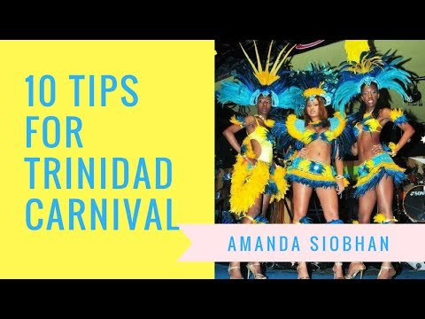 10 tips for Trinidad Carnival 2017