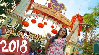 Discover Disney's Lunar New Year! | Disney California Adventure 2018