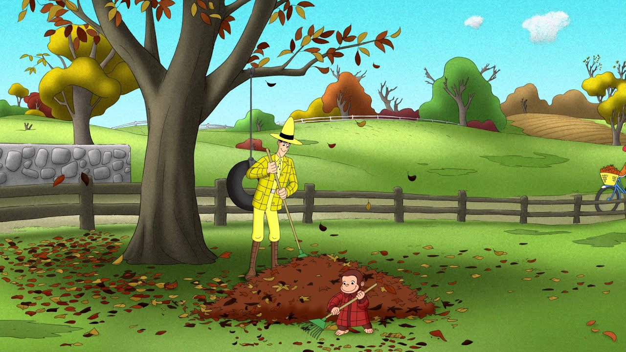 curious george: a halloween boo fest - trailer - youtube