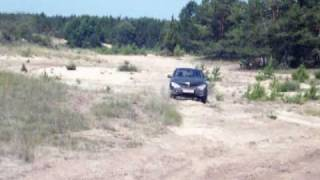 SsangYong Actyon sports test drive