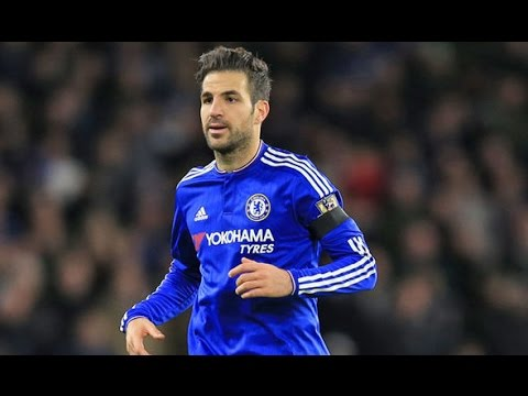 Cesc Fabregas 2016 Passing ● Defence ● Skills ● Goals HD
