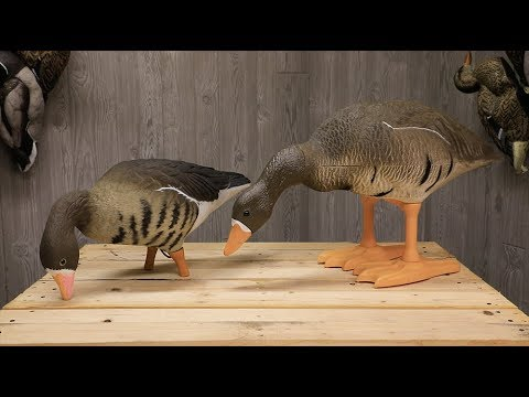 Speck Full Body Goose Decoy Comparison 1