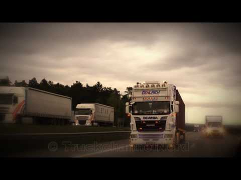 SCANIA R500 V8 Sound - Oehlrich Transport- & Speditions GmbH [HD]
