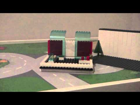 Lego Design - Building a Barge