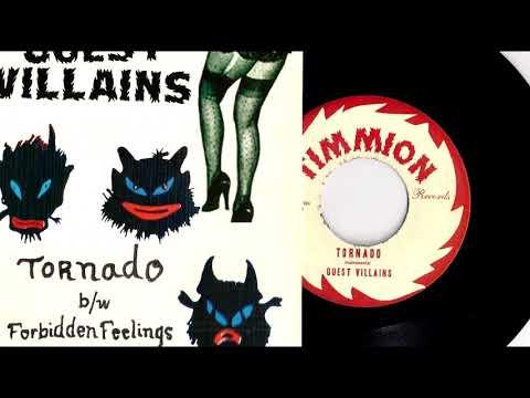 Guest Villains - Tornado [Timmion] 2011 Surf R&B Garage Rocker 45