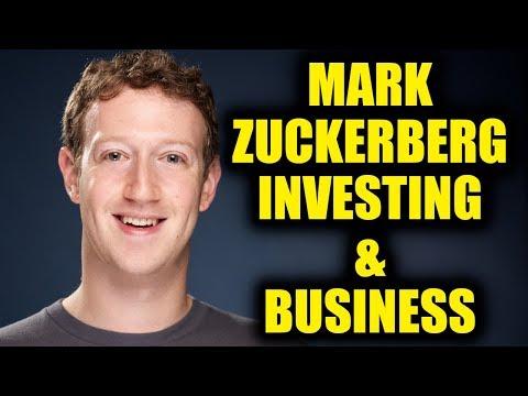 Mark Zuckerberg on Entrepreneurship, Investing, and Business