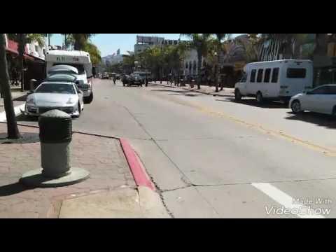 Downtown  Tijuana  tourist  spot