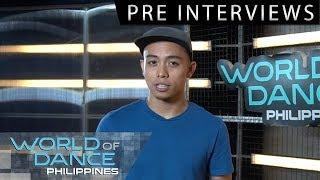 World Of Dance Philippines: Reflex | Pre-Interview