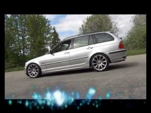 bmw 320 d e46 touring turiec cars youtube. Black Bedroom Furniture Sets. Home Design Ideas