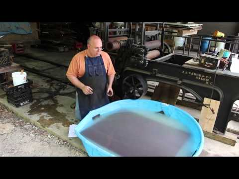 Rust Removal by Electrolysis:  Use in the Restoration of Machinery