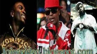 Hot Rod Ft. Akon & Freeway - Hustle Man