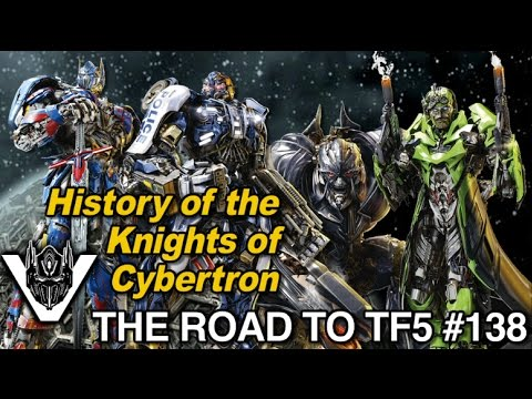 Quintessons ATTACKED the Knights of Cybertron - [THE ROAD TO TF5 #138]