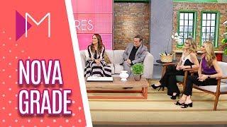 Saiba tudo sobre a NOVA GRADE DA TV GAZETA - Mulheres (01/04/2019)