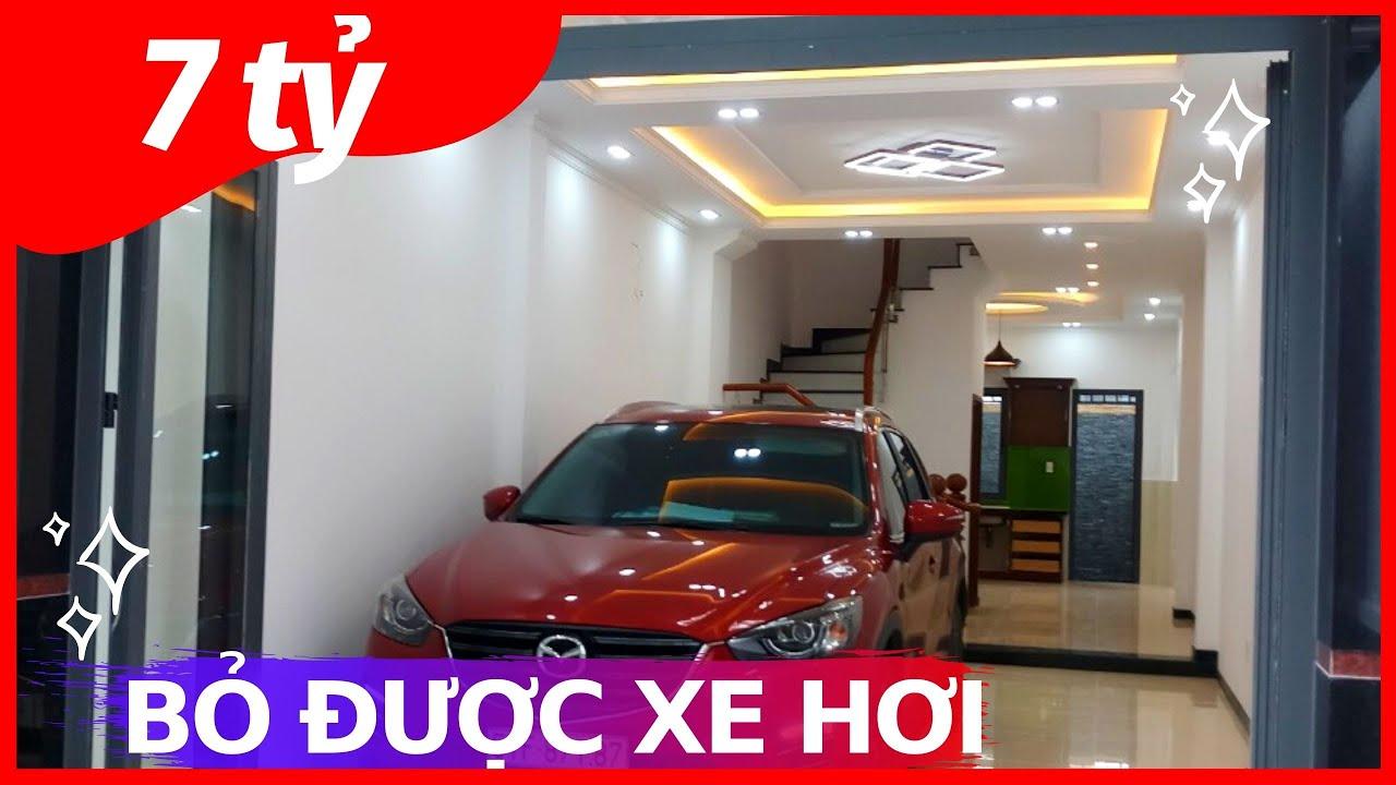 Bán Nhà Quận 7 Huỳnh Tấn Phát Hẻm Xe Hơi. DT 4x20m 3 Tầng Xe Hơi Trong Nhà – 7 Tỷ ✔️ Ngabds.com