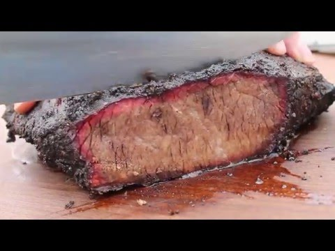 Pale Ale Brisket Low And Slow - English Grill- And BBQ-Recipe - 0815BBQ