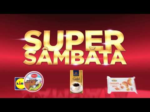 Super Sambata la Lidl • 14 Aprilie 2018