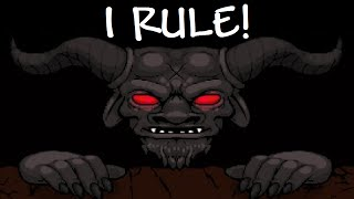 Afterbirth Challenge 26 I RULE