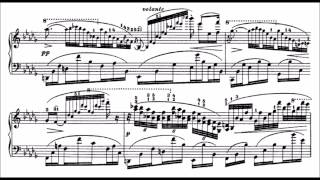 Sergei Lyapunov - Nocturne Op. 8 (audio + sheet music)