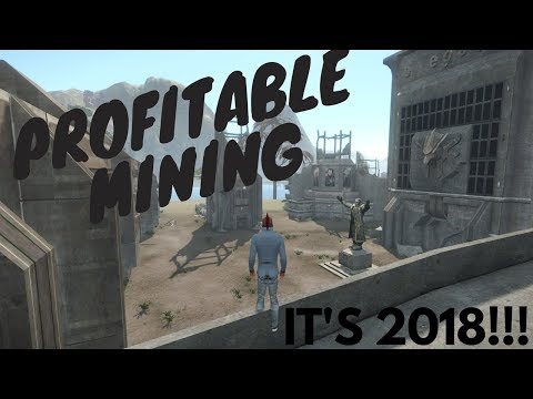 Entropia Universe: New Years, Mining Tips, And A Profitable Mining Location?