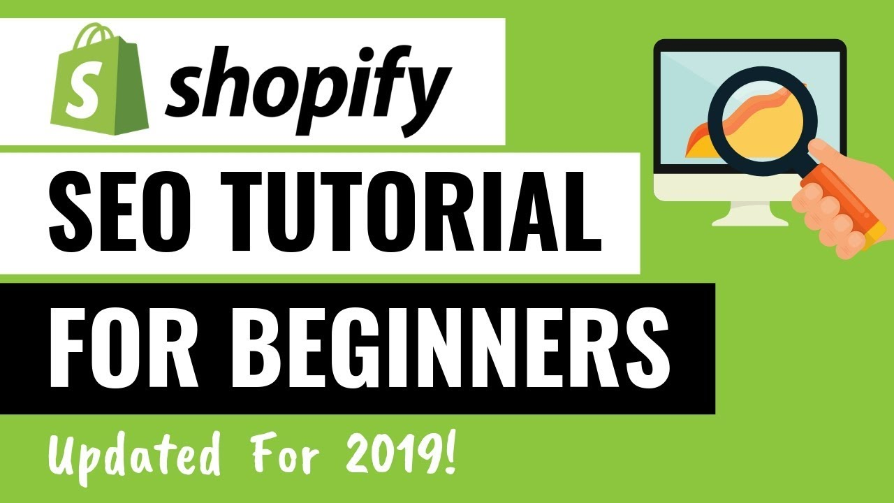 Shopify SEO Tutorial for Beginners - 10-Step Action Plan To Drive More Search Engine Traffic