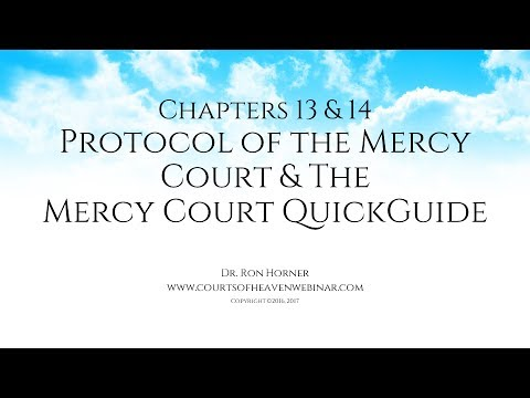 Protocol of the Mercy Court/QuickGuide