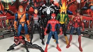 Marvel Legends Ranked Worst to Best: Spider-Man Series Space Knight Venom BAF Wave