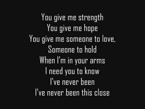 Westlife - Close Lyrics