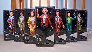 Barbie BTS Jung kook Idol Doll mattel