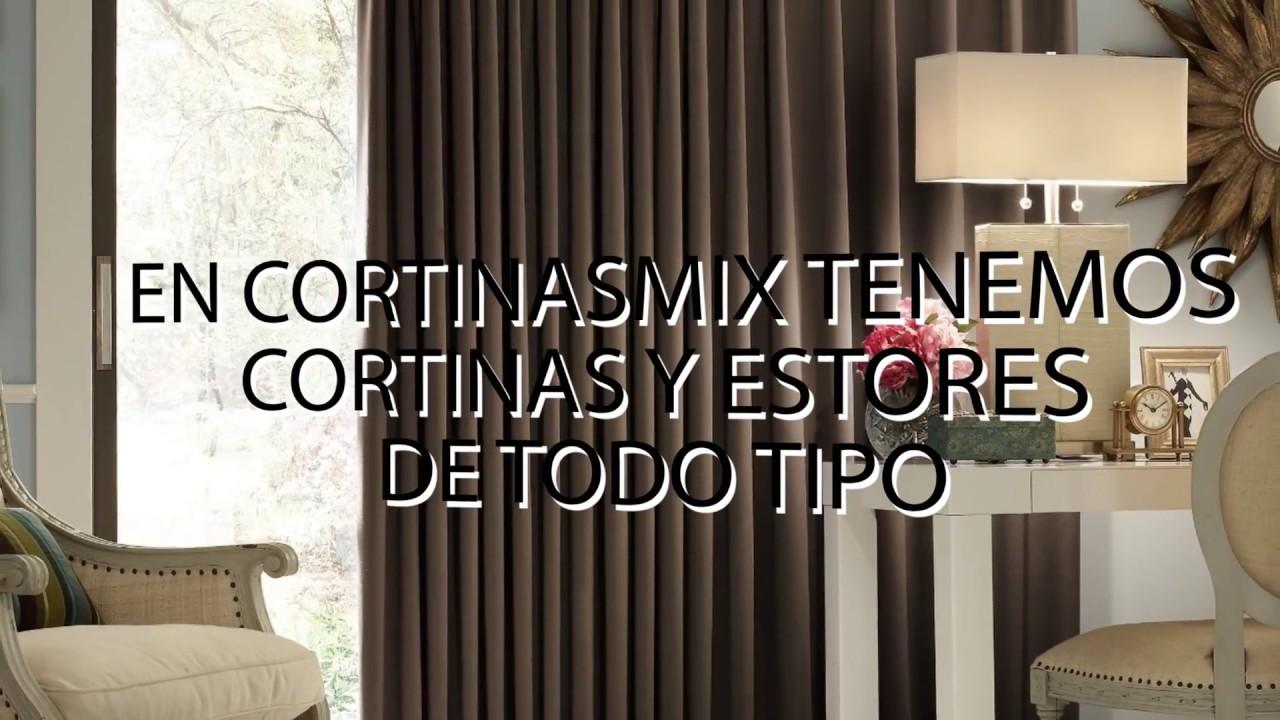 Comprar cortinas online venta de cortinas y estores de - Cortinas online baratas ...