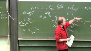 Vorlesung Organische Chemie 2.34 Prof. G. Dyker