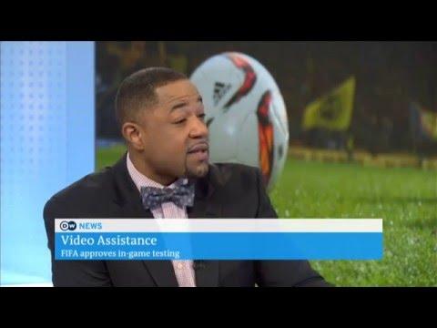 Video replay in soccer??